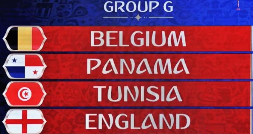 Wedden op Tunesie - Engeland WK 2018