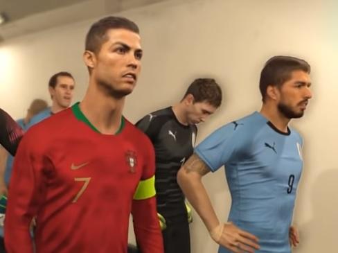 Wedden op Uruguay - Portugal WK 2018