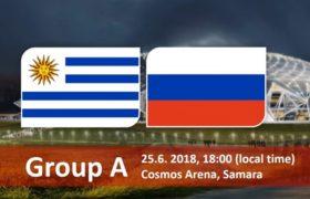 Wedden op Uruguay - Rusland WK 2018