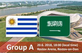 Wedden op Uruguay - Saoedi Arabie WK 2018