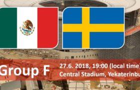 Wedden op Zweden - MExico WK 2018