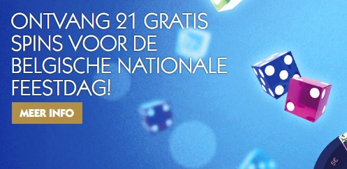 Infinity Dice nationale feestdag