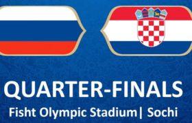 Wedden op Rusland - Kroatië WK 2018