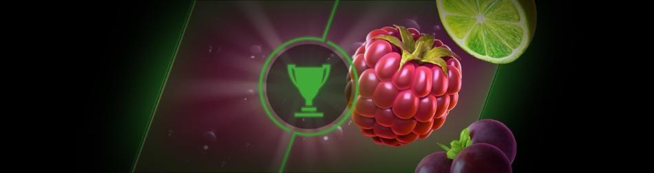 BerryBurst toernooi unibet