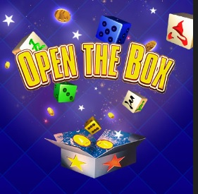 Open the Box online