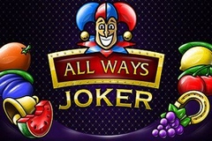 Amatic - All Ways Joker logo