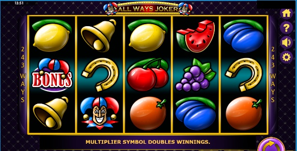 Amatic - All Ways Joker slot review