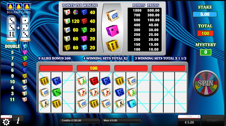 Dice Spinner Max online