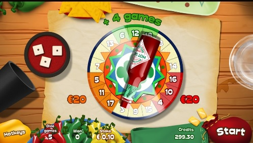 Napoleon - Hot Dice Mexican slot review
