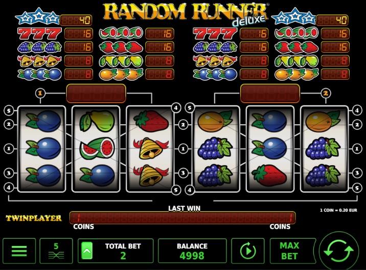 Relax Gaming - Random Runner Deluxe