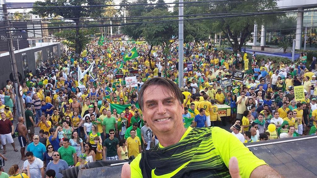 Wedden op Braziliaanse verkiezingen Jair Bolsonaro