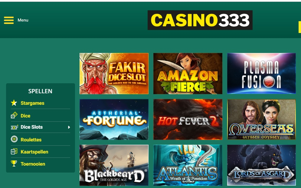 Casino 333 review