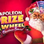 Napoleon Prize Wheel