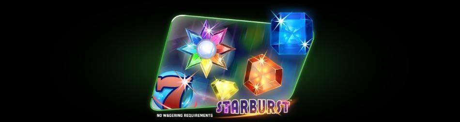 Unibet free bet starburst