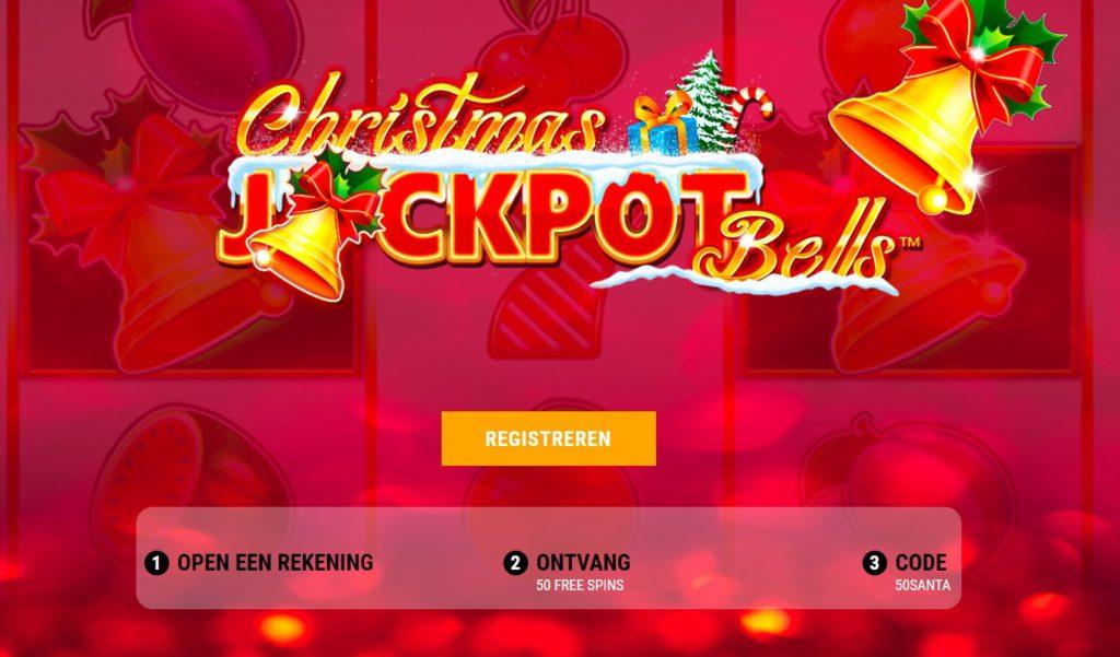 Christmas Jackpot Bells Playtech