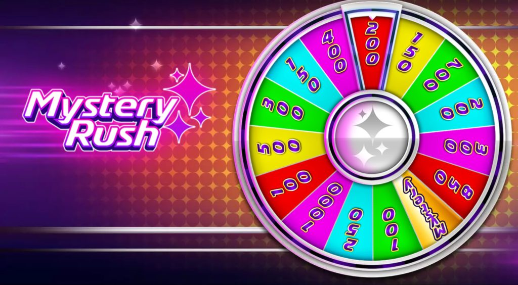 Gaming1- Mystery Rush gokkast