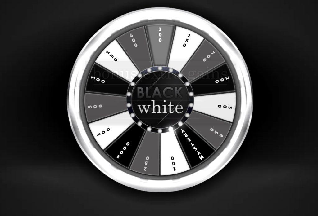 Gaming1 - Black White Dice