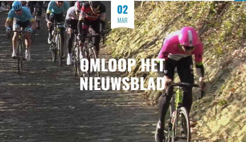 Wedden op de Omloop het Nieuwsblad