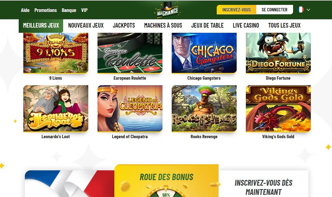 Ma Chance Casino