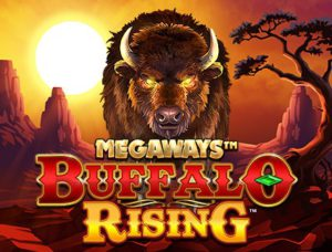 Buffalo Rising megaways gokkast