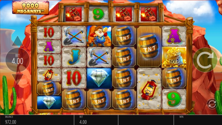 Diamond Mine Mega Ways slot