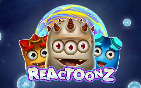 REactoonz play n go