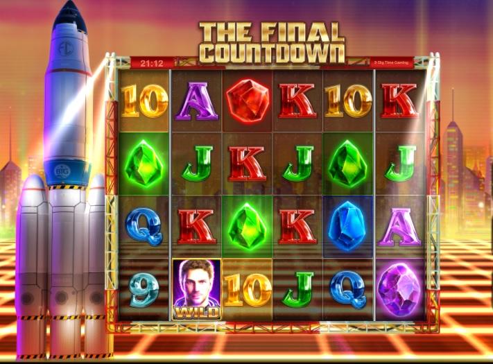 BTG - The Final Countdown