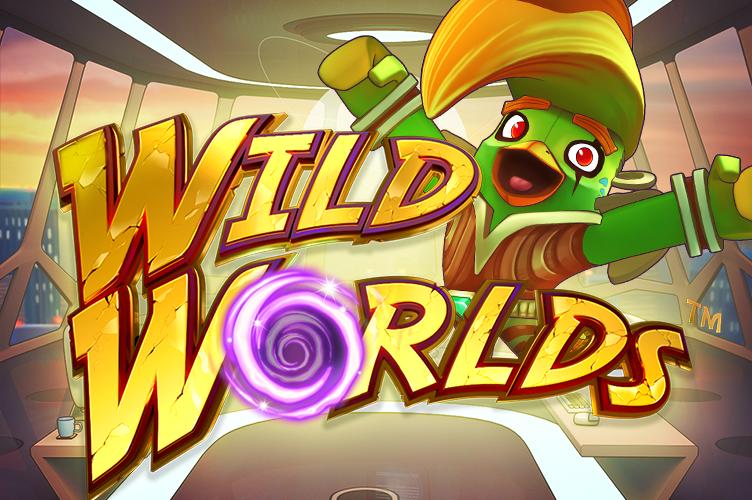 NetEnt - Wild Worlds online slot