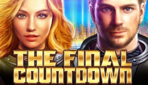 The FInal Countdown online slot